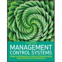Instructor's Manual - Management Control Systems - 2nd Edition