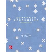 Test Bank - Advanced Accounting - 14th Edition