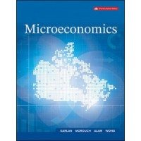 Test Bank - Microeconomics - 2nd Canadian Edition