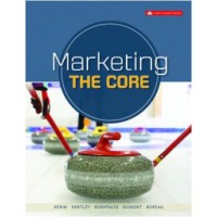 eBook - Marketing: The Core - 6th Canadian Edition