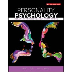 eBook - Personality Psychology - 2nd Canadian Edition