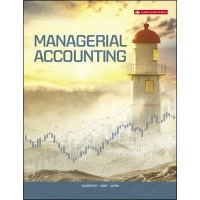 eBook - Managerial Accounting - 12th Canadian Edition