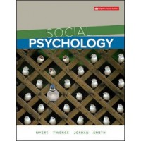 Instructor's Manual - Social Psychology - 8th Canadian Edition