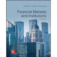 Solutions Manual - Financial Markets and Institutions - 8th Edition
