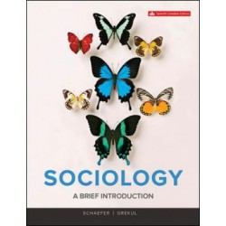 eBook - Sociology: A Brief Introduction - 7th Canadian Edition